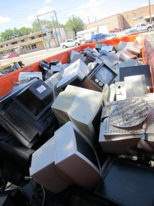 E Waste At Noon