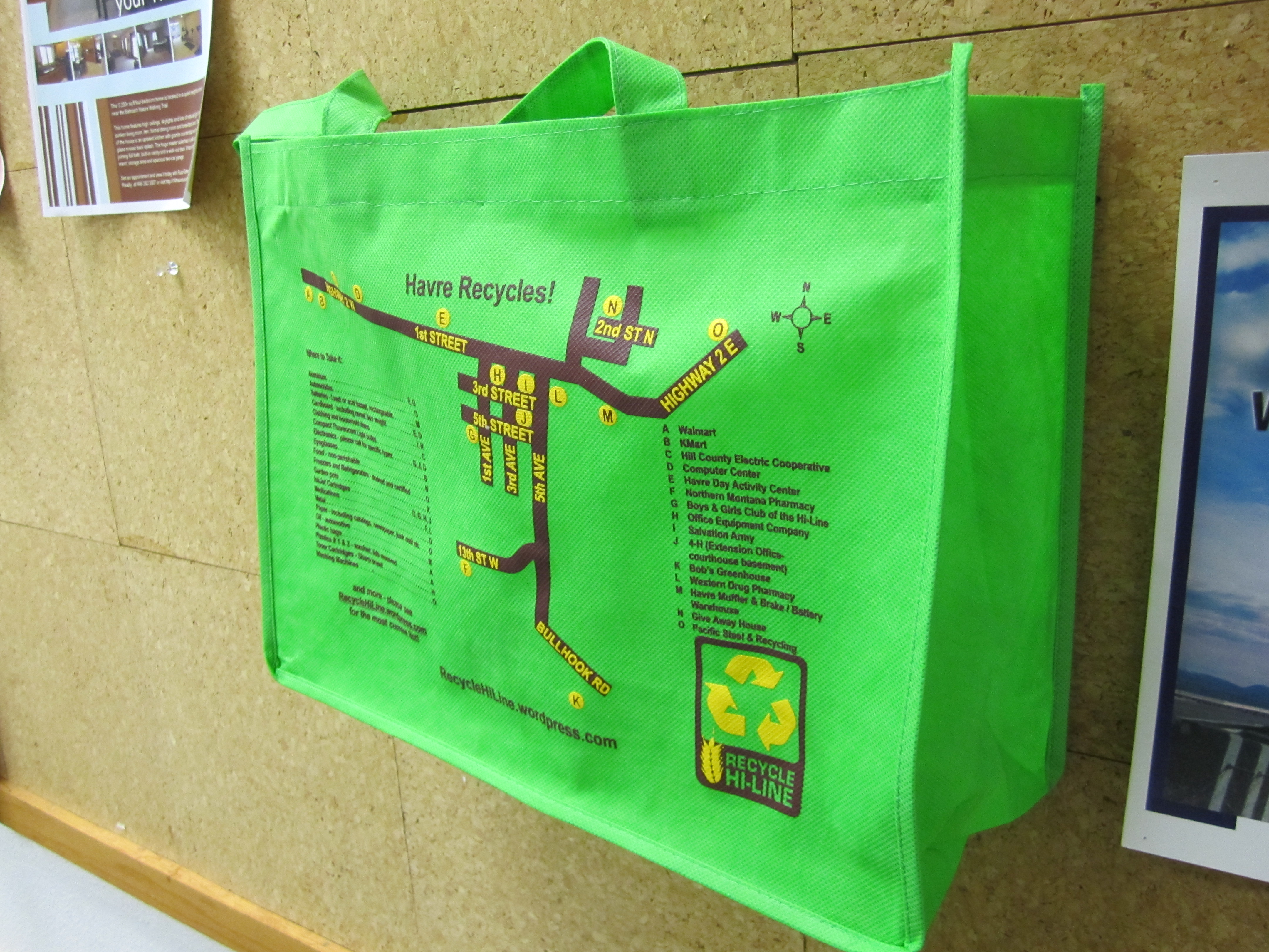 Plastic Bags – Recycle Hi-Line
